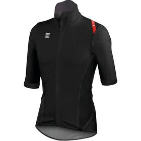 Sportful Fiandre Light NoRain Koszulka kolarska, krótki rękaw Mężczyźni, black